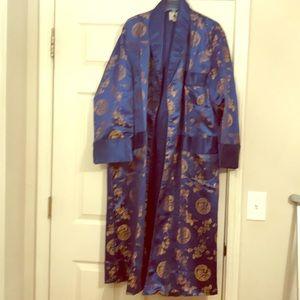 Other - NWT Authentic vintage embroidery kimono 48
